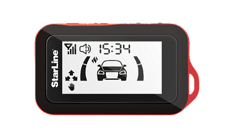 StarLine (Старлайн) E96 BT 2CAN+2LIN GSM GPS